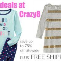 Crazy HOT Deals at Crazy8