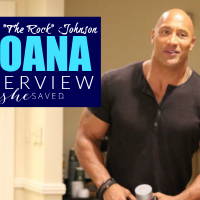 My Interview with THE ROCK: Dwayne Johnson Talks About Being Maui, Parenting + MORE!