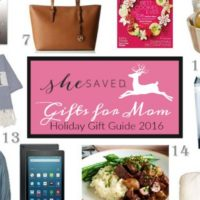 HOLIDAY GIFT GUIDE: Gifts Mom Will LOVE