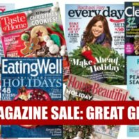 Black Friday Magazine Sale: Best Prices of the Year! #BlackFriday