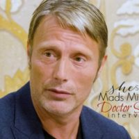 Interview: Doctor Strange Villain Actor Mads Mikkelsen #DoctorStrangeEvent