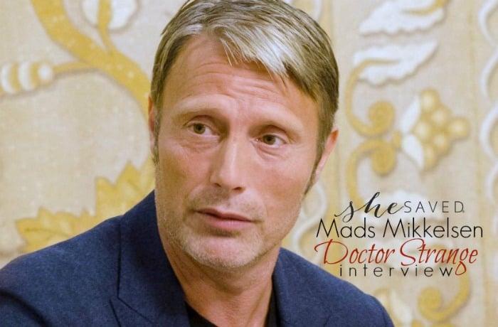 Interview: Doctor Strange Villain Actor Mads Mikkelsen # ...