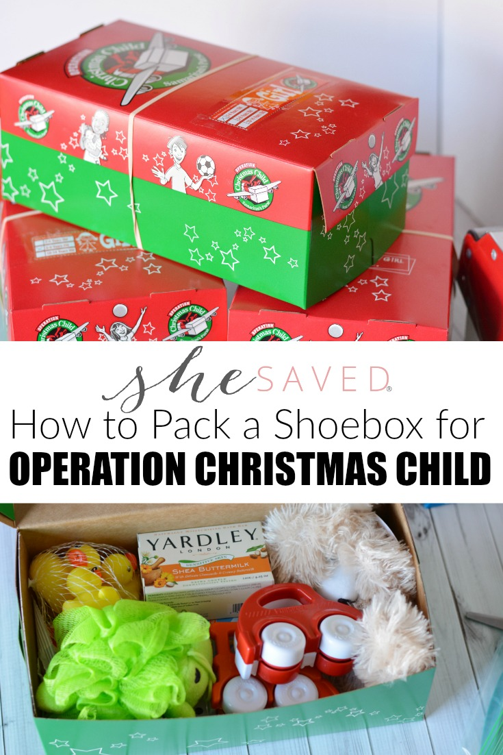 Looking for ideas for what to pack in your Operation Christmas Child box? I have some great ideas for you!