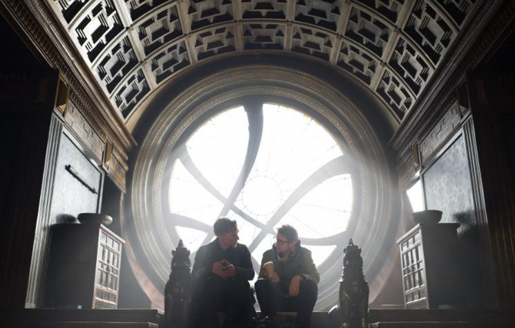 Director Scott Derrickson Doctor Strange