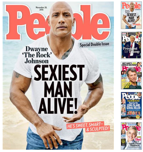 People Magazine Deal