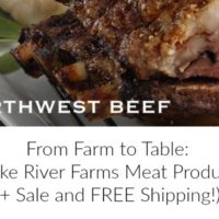 From Farm to Table: Snake River Farms Meat Products (+ Sale and FREE Shipping!)
