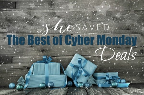 BEST Cyber Monday Deals and Coupons
