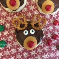 Lofthouse Reindeer Christmas Cookies