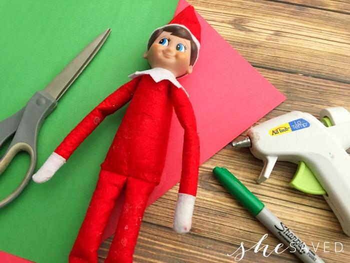 Elf Christmas Countdown
