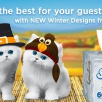 Scotties Facial Tissues New Holiday Designs + $25 Gift Card Giveaway!