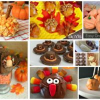 Easy Last Minute Thanksgiving Treats