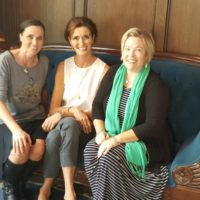 My Interview with Lucy Dahl: Growing Up with The BFG