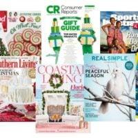 LAST MINUTE Gift Idea: Magazines at Deep Discounts