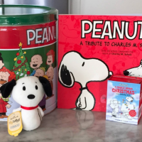 Christmas with Snoopy and the Gang + Giveaway!