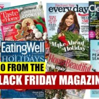 Top 100 from the Black Friday Magazine Sale: Best Prices of the Year!