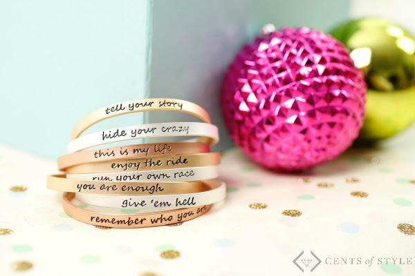 Great gift idea: Script Tribe Bracelets for $11.99 Shipped!