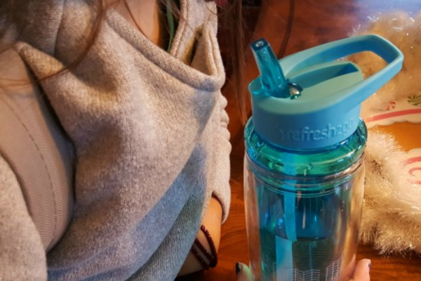Great Gift Idea: Refresh2Go Filtered Water Bottles + Giveaway! (10 Winners)