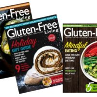 *RARE* Gluten-Free Living Magazine Deal
