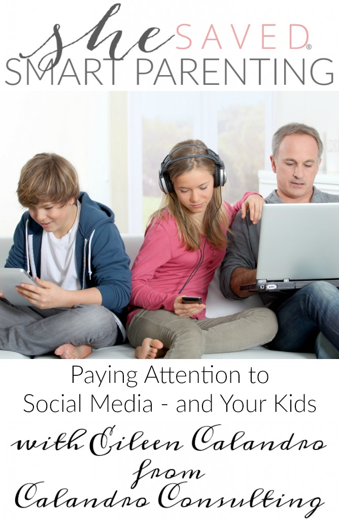 If you are looking to up your social media awareness game, here are some great tips for Paying Attention to Social Media - and Your Kids