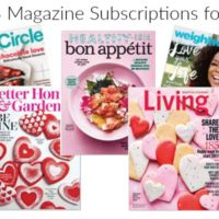 HOT Magazine Deal: Pick 3 Subscriptions for Only $12!