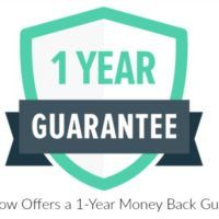 Raise Now Offers a 1-Year Money Back Guarantee!