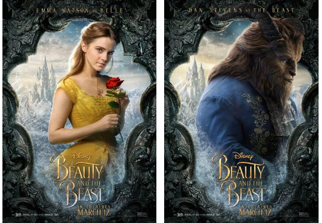 I Cant Get Over The Casting For This Movie Emma Watson As Belle Dan Stevens Beast And Prince Luke Evans Gaston