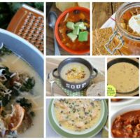 Delicious Dishes Party: Favorite Soup Recipes
