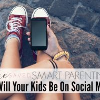 SMART PARENTING: Who Will Your Kids Be On Social Media?