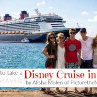 Disney Travel: Reasons to Take a Disney Cruise in 2017