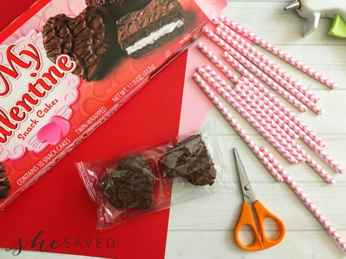 Little Debbie Hearts Supplies