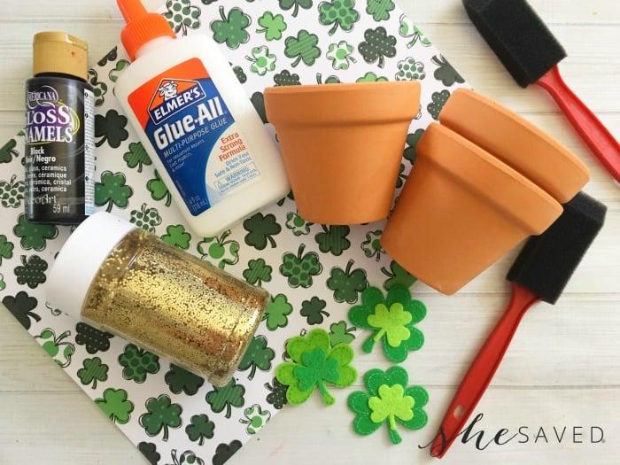 Pot of Gold Craft Supplies
