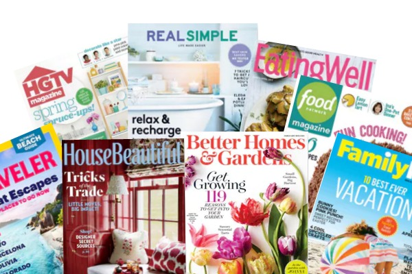 Huge friends family magazine sale subscriptions as low as 446 you can purchase these magazine subscriptions for yourself as gifts or to renew an existing subscription solutioingenieria Gallery