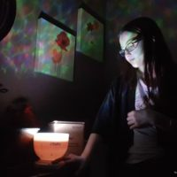 Things We Love: Ohuhu Ocean Wave Night Light Projector and Music Player