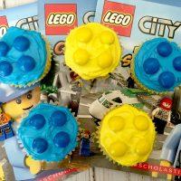 Lego Cupcakes Recipe