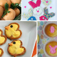 Favorite Easter Treat Recipes