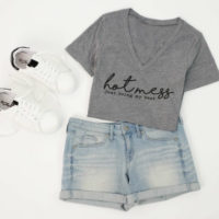 Hot Mess Just Doing My Best Tee for $15.95 + FREE Shipping