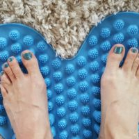 As Seen on TV Futzuki Reflexology Mat for Feet Review