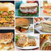 Delicious Dishes Party: Summer Sandwich Recipes