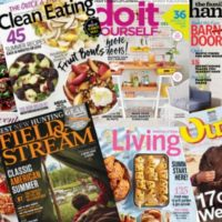 HUGE Friends & Family Magazine Sale: Subscriptions as low as $4.46!