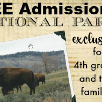 FREE National Park Admission for 4th Graders this Summer!