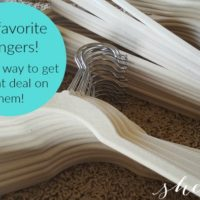 HOT DEAL! $15 Off $60 Plus FREEBIES + FREE Shipping! (Plus my FAVORITE Hangers!)