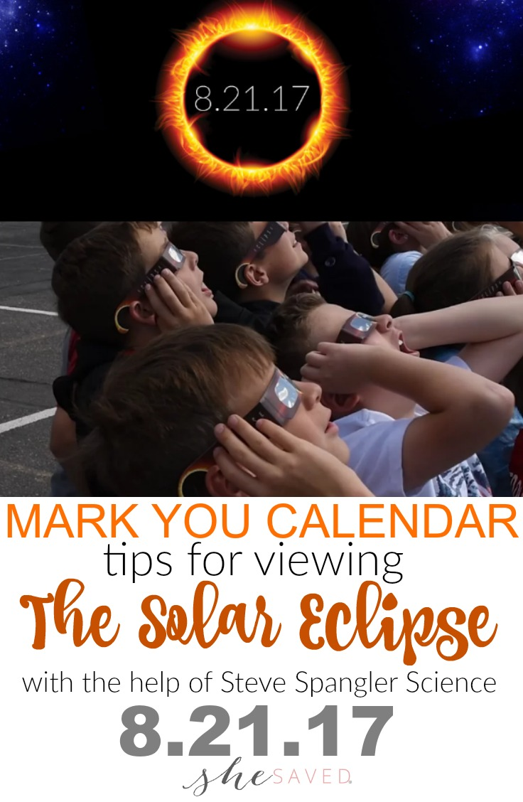 Here are some great tips for viewing the Solar Eclipse along with dates and eclipse viewing locations!