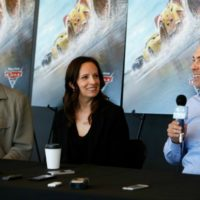 Disney Pixar Press Conference: The Filmmakers of CARS 3 #CARS3Event