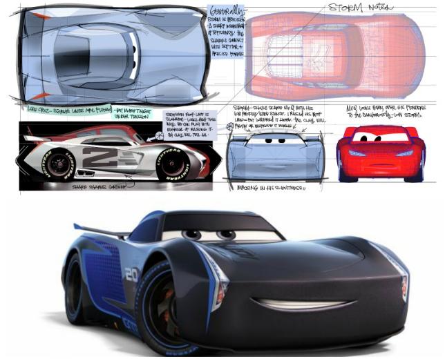 Disney Pixar Creating The Next Generation Of Cars Racers