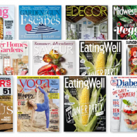 Black Friday in June!! Get FOUR Magazine Subscriptions for $15!!