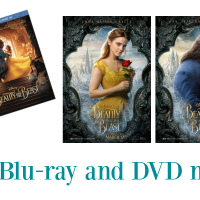 Beauty and the Beast on Blu-ray and DVD Now!
