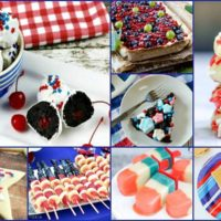 Delicious Dishes Party: Favorite Patriotic Treats
