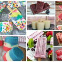 Delicious Dishes Party: Favorite Homemade Popsicle Recipes