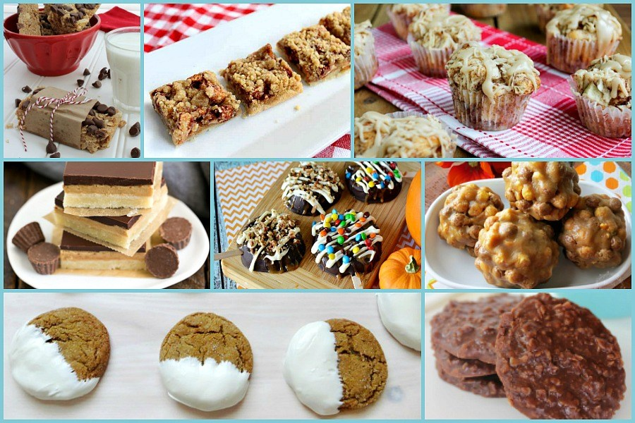 Delicious Dishes Party: Favorite After School Snacks