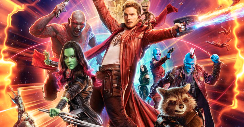 Guardians of the Galaxy Vol. 2 Available on Blu-ray and DVD NOW!